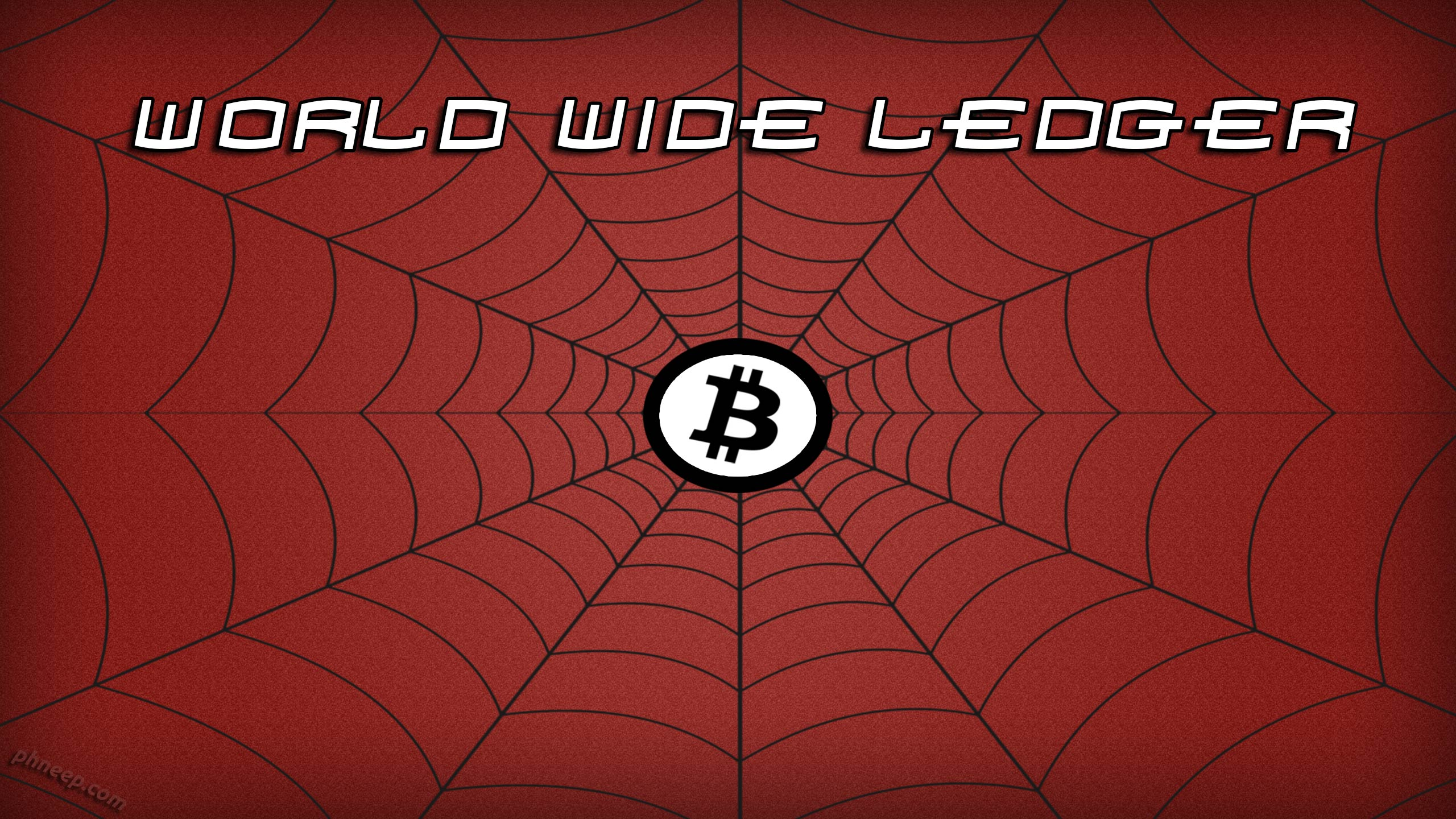 Bitcoin-Spiderman