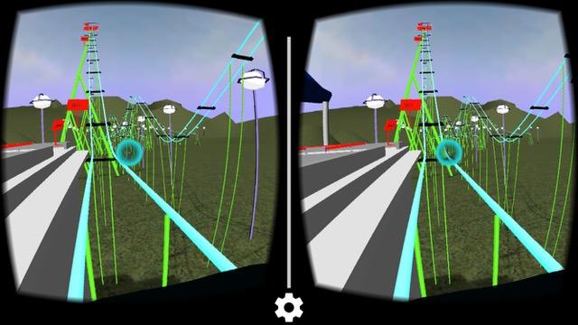 Coaster VR - battlezone coasters?